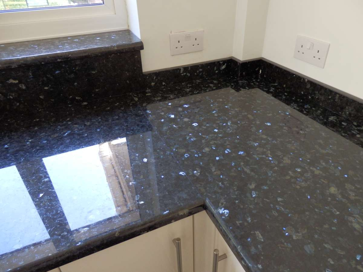 Quartz Kitchen Worktops : Granite Worktops, Marble Worktops, Quartz Emerald Pearl Granite ...