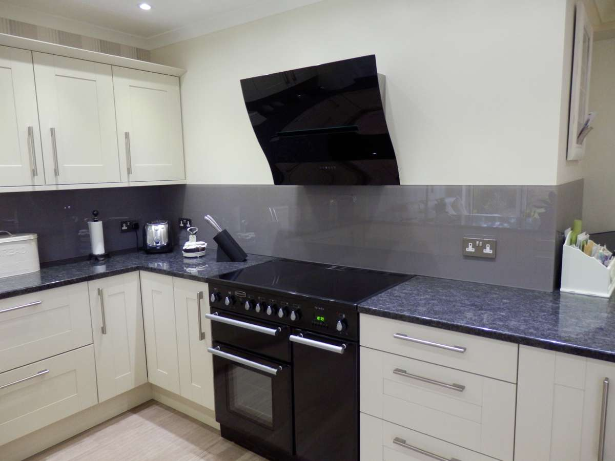 Grey Stone Kitchen Worktops : Grey Granite Worktops Steel Grey Granite